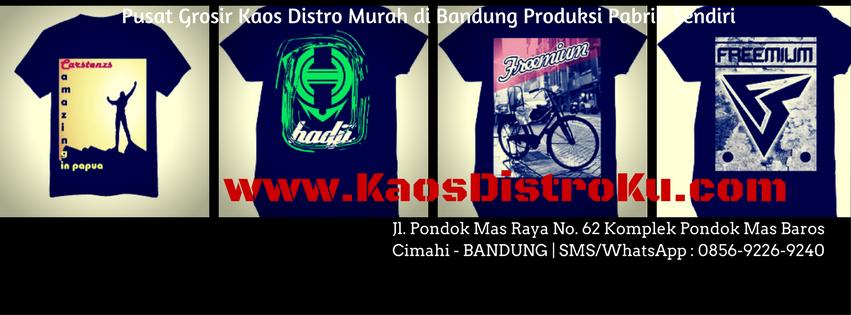 Pusat Grosir Distro Bandung