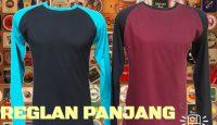 Sentra Grosir Kaos Reglan Panjang Dewasa Murah Bandung