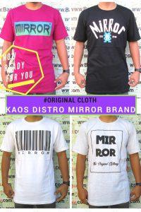Grosir Kaos Distro Parahyangan Bandung Pusat Grosir Kaos Distro Mirror Brand Dewasa Murah Bandung