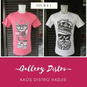 Grosir Kaos Distro Parahyangan Bandung Kaos Distro Hadjie 2