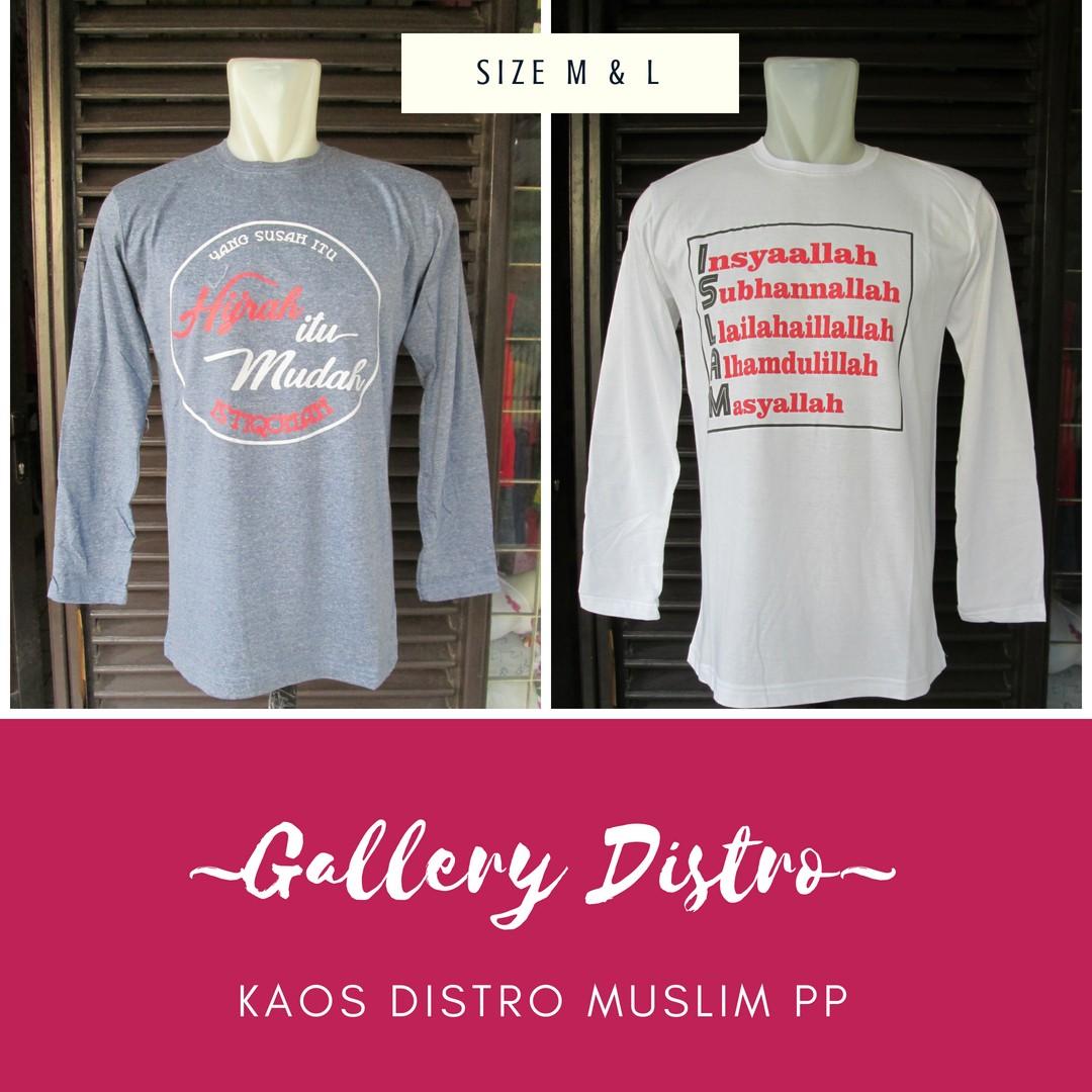 Grosir Kaos Distro Parahyangan Bandung Produsen Kaos Distro Hadjie Muslim Dewasa Murah 32Ribu