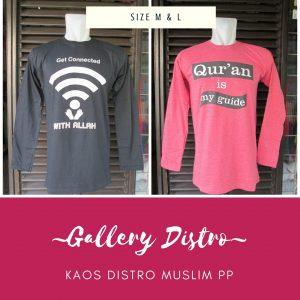 Grosir Kaos Distro Parahyangan Bandung Produsen Kaos Distro Hadjie PP Dewasa mUrah