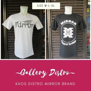 Grosir Kaos Distro Parahyangan Bandung Grosir Kaos Distro Mirror Dewasa Murah Bandung