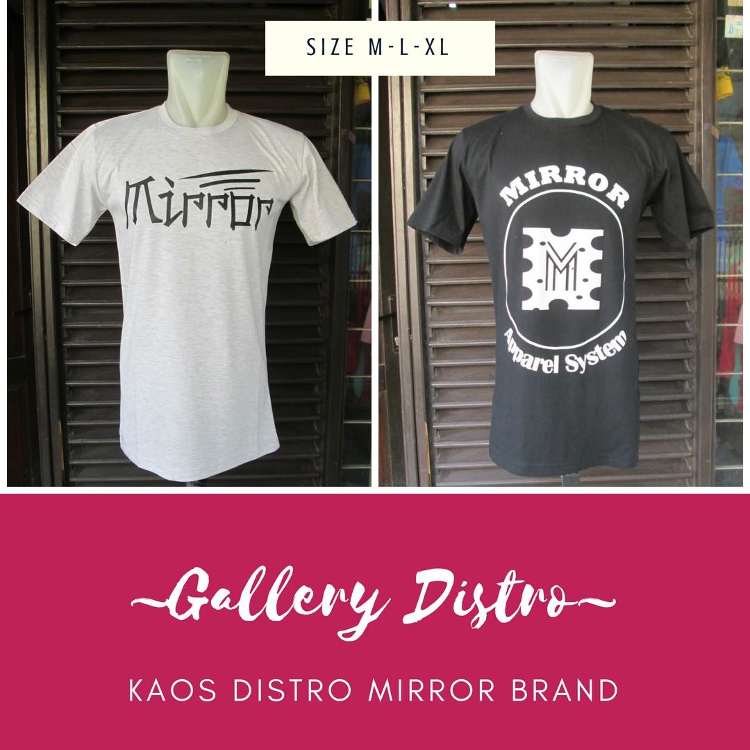 Distributor Kaos Distro Mirror Brand Dewasa
