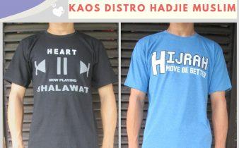 Grosir Kaos Distro Parahyangan Bandung Grosiran Kaos Distro Hadjie Muslim Dewasa Terbaru Murah di Bandung 25Ribuan