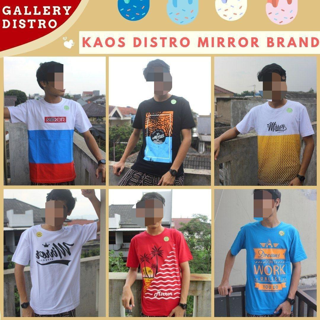 Distributor Kaos Distro Surfing Branded Dewasa Murah di Bandung