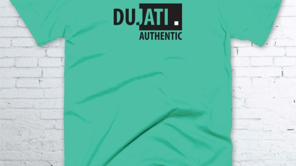 Kaos Distro Dujati New Autentic